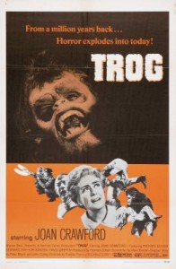 trog poster 01 196x300 Zombie Movies Horror File: Trogs!! Part Four