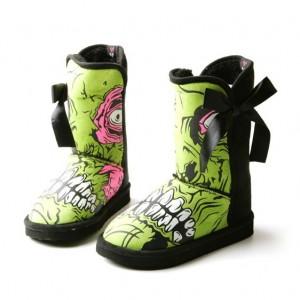 Cool Zombie Footwear!