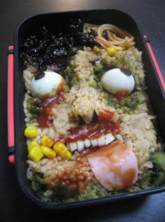 bentoo1 Japanese Zombie Bento Lunch Box ゾンビ弁当